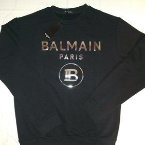 Balmain Paris Men's Sweaters XXL Black